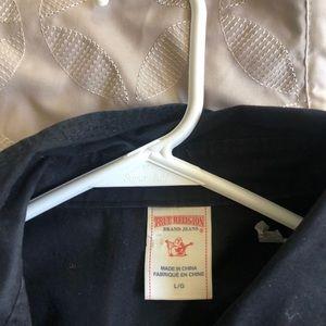 Shirts - True Religion Button Down